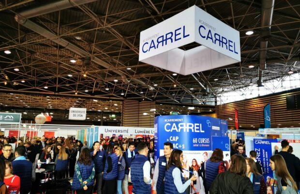 Le calendrier Carrel saison 2021-2022 !