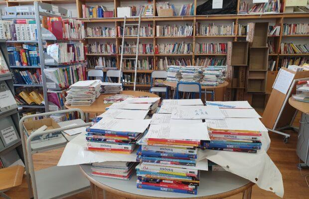 La Région assure la gratuité des manuels scolaires !